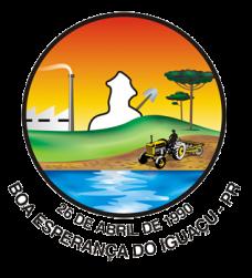 MUNICIPIO DE BOA ESPERANÇA DO IGUAÇU